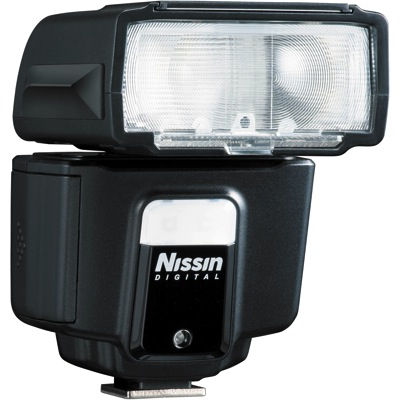 Nissin nd40 f i40 compact flash for 1079740